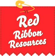 Red Ribbon Resources - low-cost and fun event celebration materials to support your school, organization, or community in the promotion of your Red Ribbon Week activities and Red Ribbon Week events.