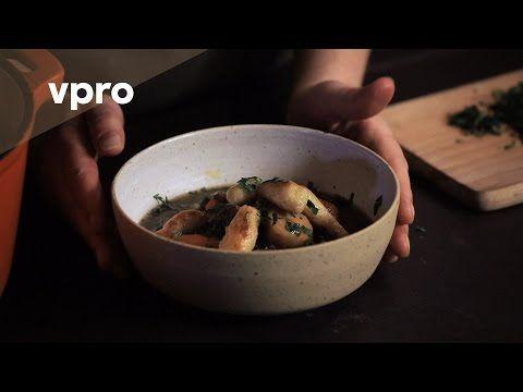 Paprika op olie recept uit Koken met van Boven - YouTube
