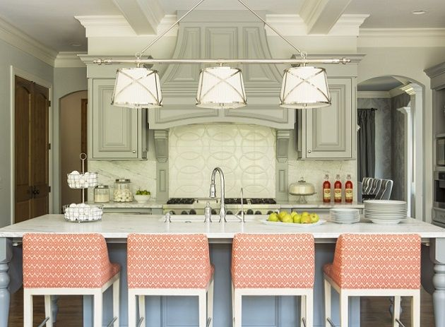 Как выбрать барные стулья для кухни