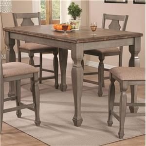 Coaster Pub Table - Find a Local Furniture Store with Coaster Fine Furniture Pub Table #