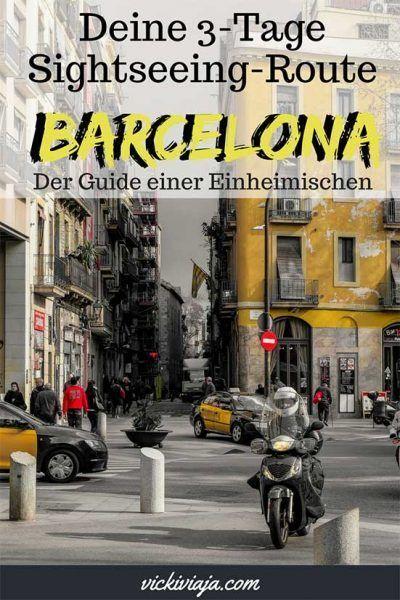 Barcelona Sehenswürdigkeiten – Der ultimative Guide einer Einheimischen