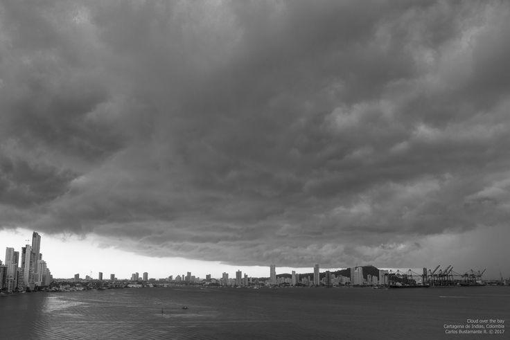 https://flic.kr/p/VmbuZd | Cloud over the bay