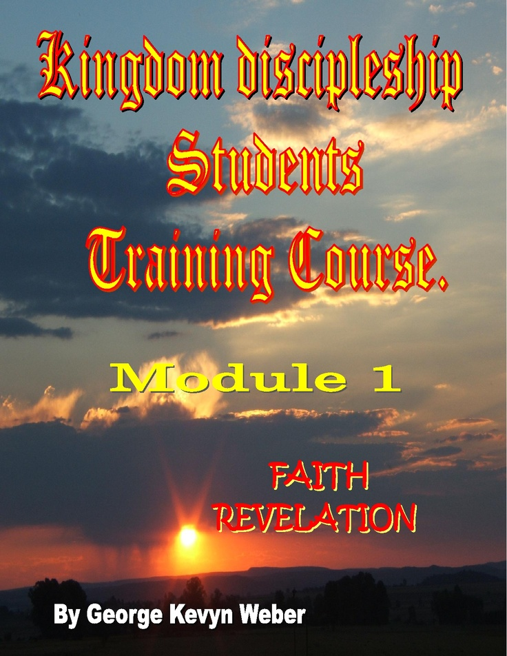 Do you want to learn to have a deliverance ministry, then this Kingdom module is your first choice. Available at lighthouse1@saharaonline.co.za or www.lighthouseklerksdorp.co.za