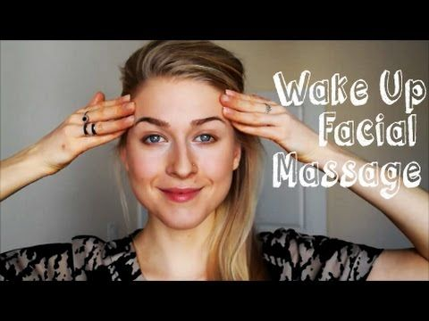 How To: Lymphatic Drainage Massage/Face Massage - YouTube