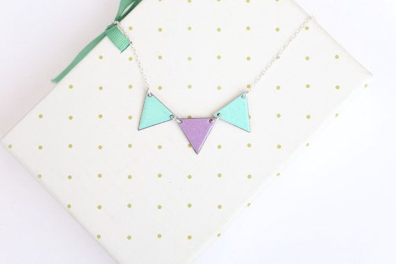 Pastel Shades #treasurytuesday  by Sarah Thompson on Etsy