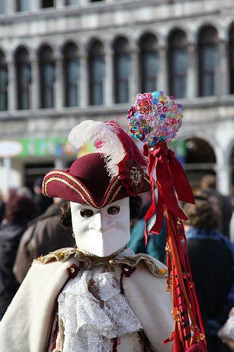 Carnaval Venecia máscaras y trajes3