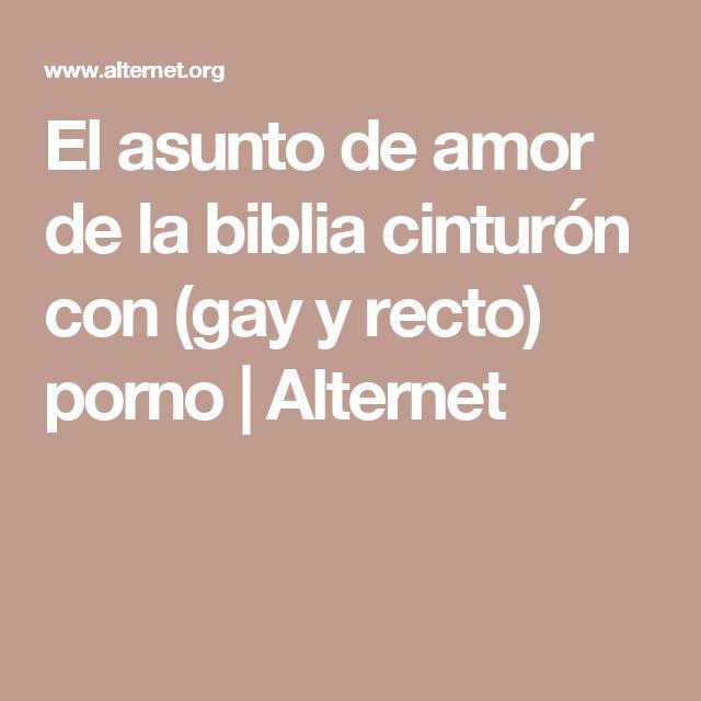 El asunto de amor de la biblia cinturón con (gay y recto) porno |  Alternet