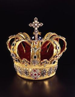 Official and Historic Crowns of the World and their Locations Royal Crown if Baden