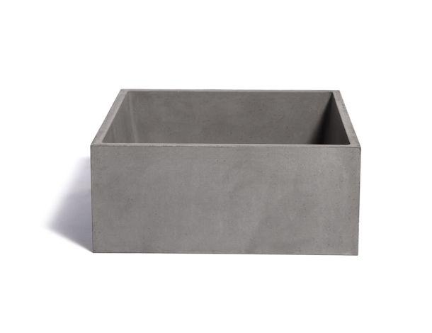 concrete washbasin URBI et ORBI Design 2013
