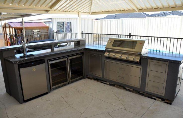 Rustic Kitchens - Australian Outdoor KitchensAustralian Outdoor Kitchens