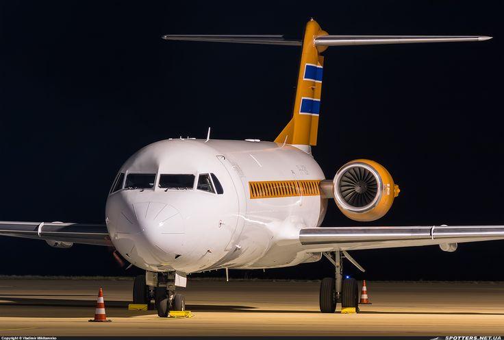 Netherlands - Government Fokker 70 PH-KBX