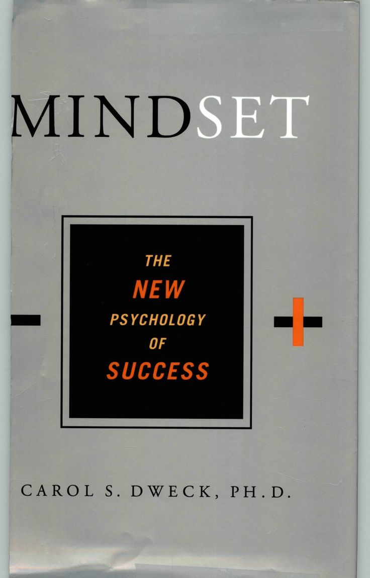 Mindset The New Psychology of Success by Carol Dweck.pdf
