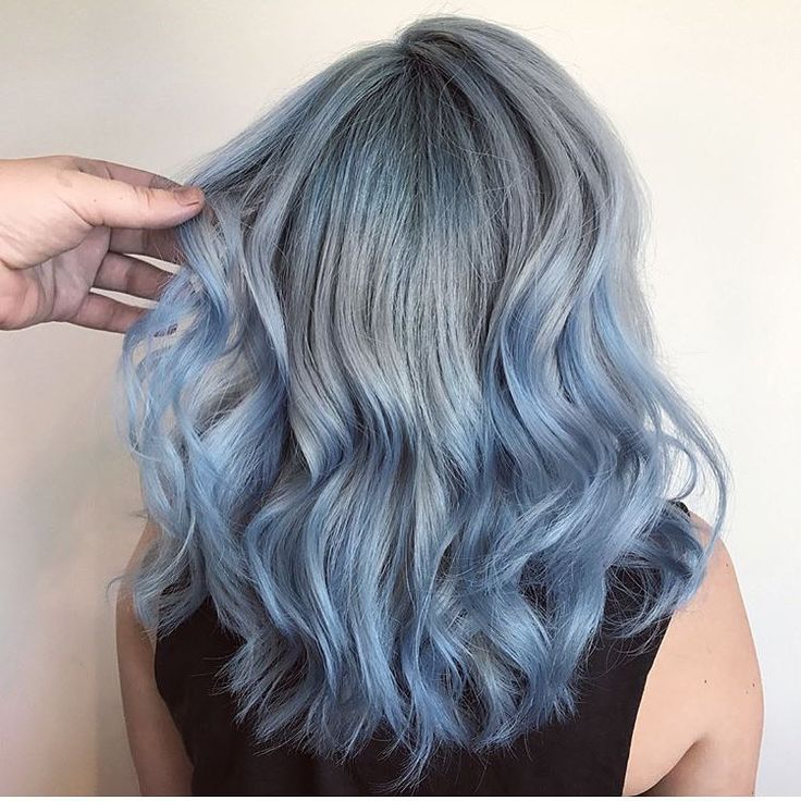 """11.5k Likes, 24 Comments - Pulp Riot Hair Color (@pulpriothair) on Instagram: """"Mercury, Powder, Smoke, and Lilac... a Pulp Riot blend by @smashlen"""""""