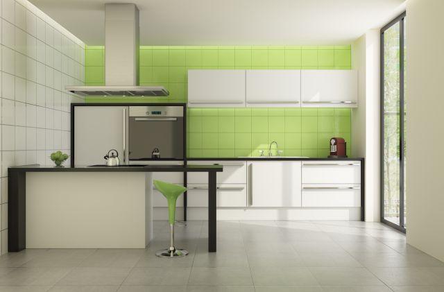 Little green kitchen 3D Model .max .c4d .obj .3ds .fbx .lwo .stl @3DExport.com by squallraziel