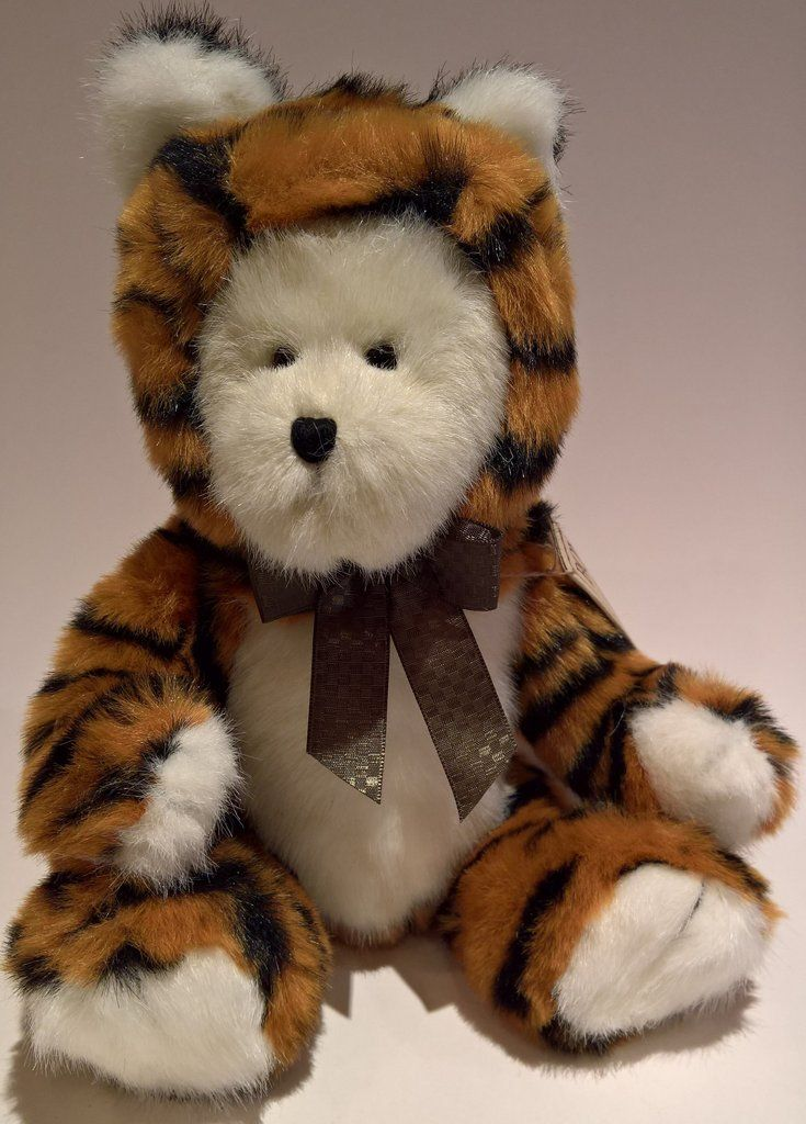 Anthony Tiger Costume - Genuine Boyds Bear Collectible Teddy