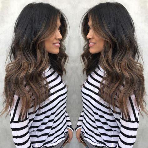 Best 25+ Dark hair ideas on Pinterest | Hair color dark, Dark ...