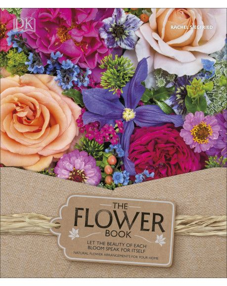 A celebration of gorgeous flowers for your home and the ideal gift for those who love giving, receiving, and arranging flowers.Flower farmer and