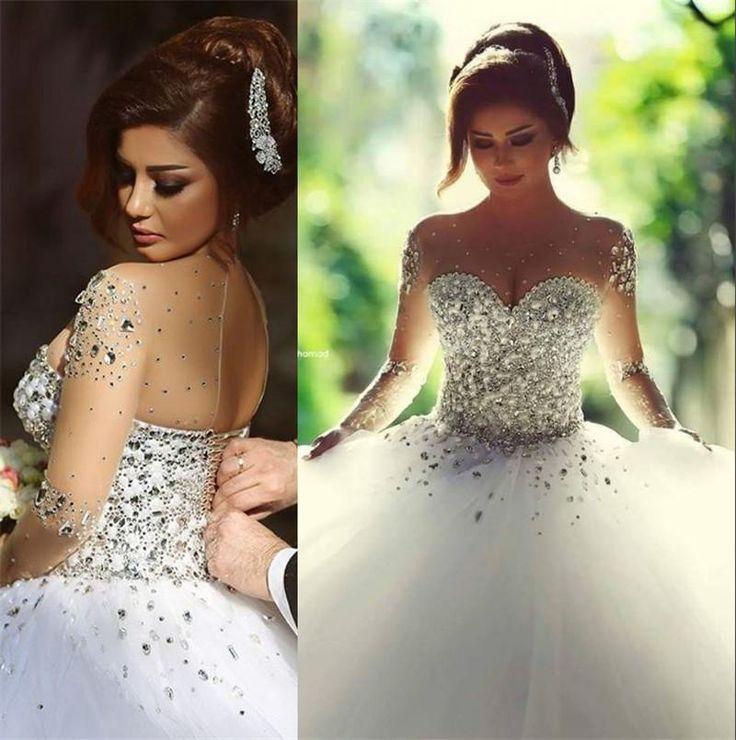 The 25 Most Pinned Wedding Dresses Of 2016: Best 25+ Arabic Wedding Dresses Ideas On Pinterest