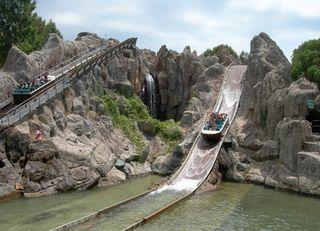 Diversión en el agua en Port-Aventura