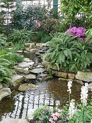 #Free Attractions in #Chicago -  Garfield Park Conservatory has a really fun children's garden - Chicago, IL - Kid friendly activity reviews - Trekaroo