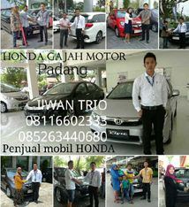 Senior Sales Executive Honda Gajah Motor Padang