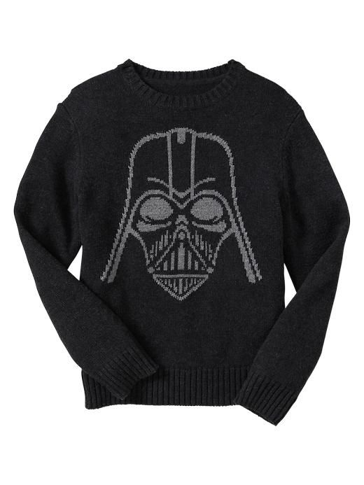 Gap | Junk Food Star Wars Darth Vader sweater