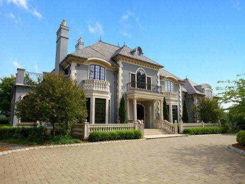 European mansion in new jersey estates luxury homes for New jersey luxury homes