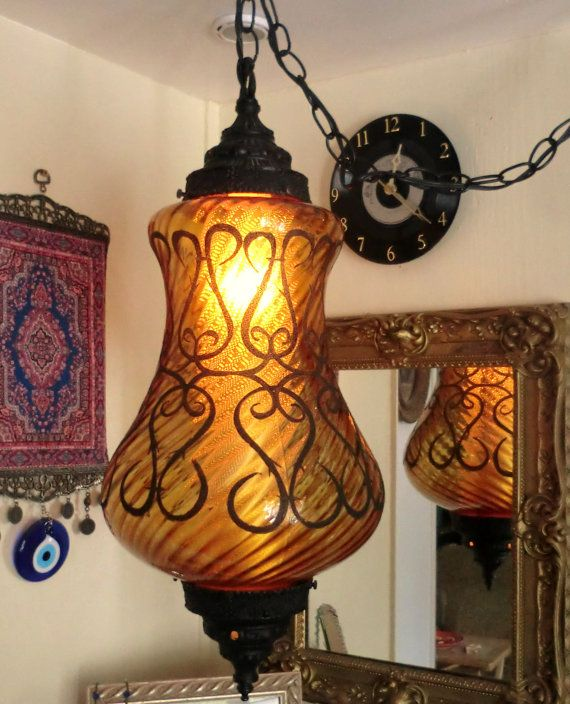 199 best LAMPS - LAMPARAS images on Pinterest | Hanging lamps ...