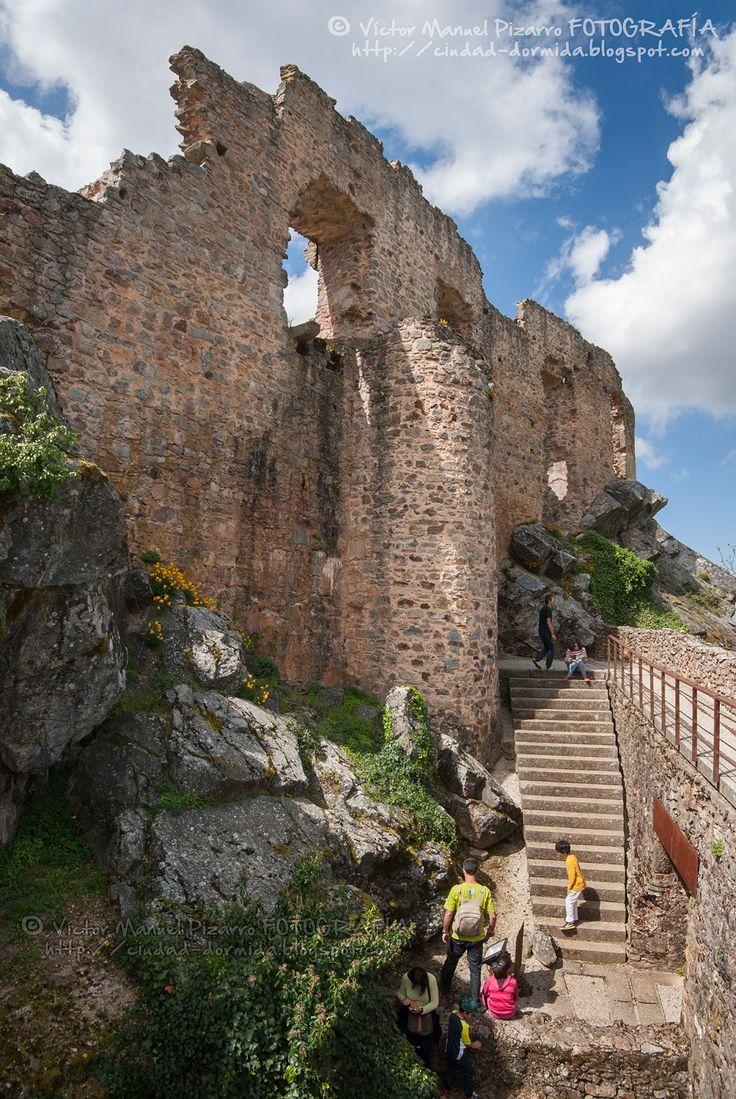 Castelo Rodrigo, una visita a las aldeas históricas de Portugal Figueira de Castelo Rodrigo (Guarda, Portugal)