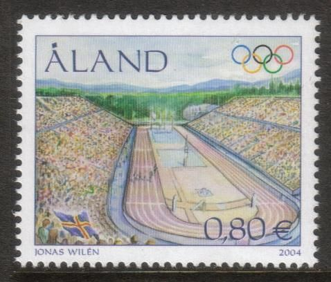 ALAND 2004  OLYMPIC GAMES - ATHENS