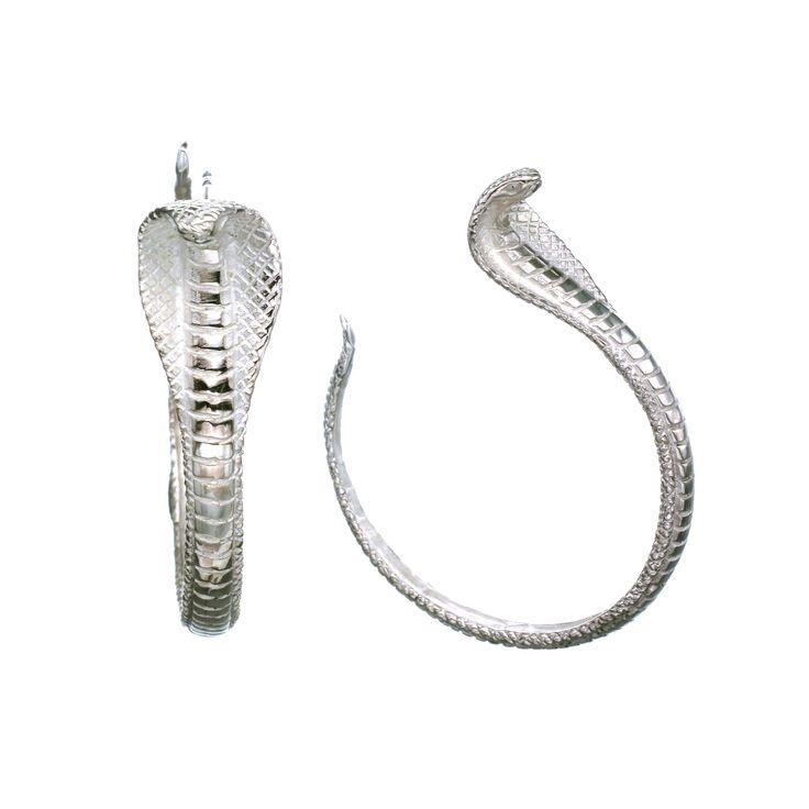 Protect Me Hoop Earrings
