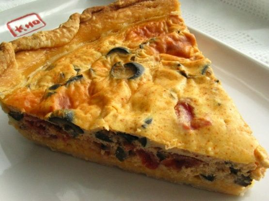 Mexican Quiche Recipe - Food.com: Food.com
