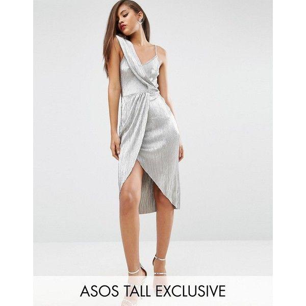 One shoulder lace dress asos shoes