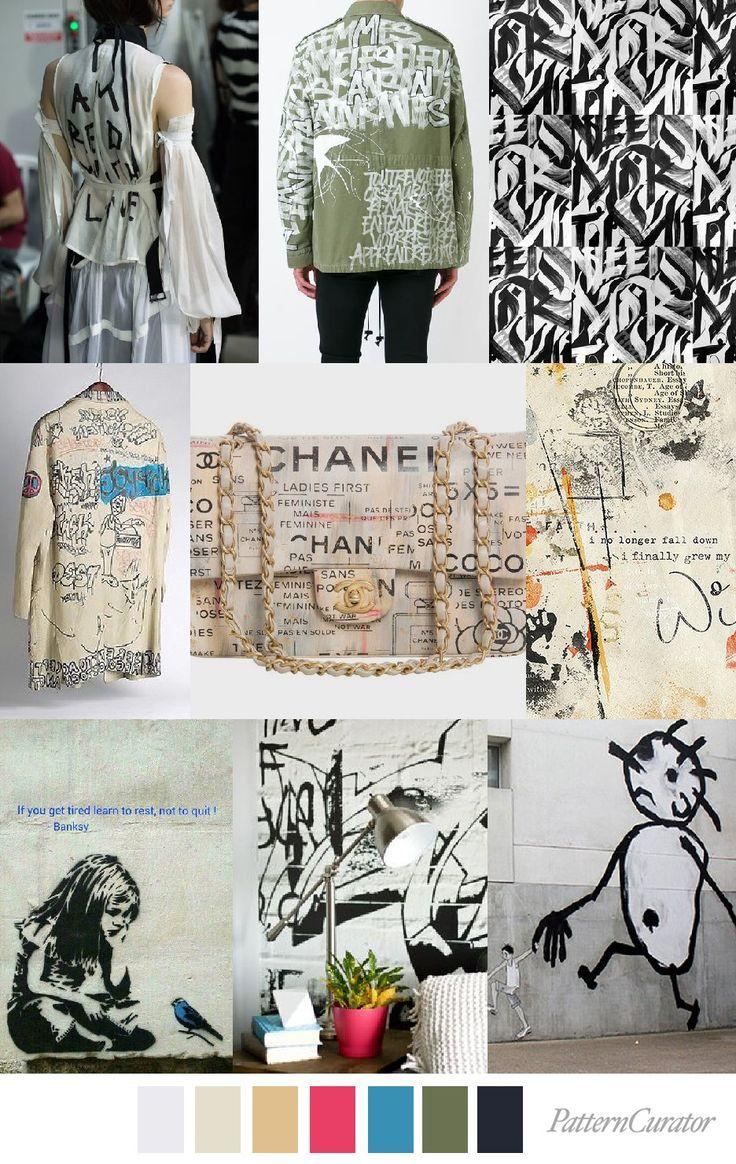 sources: blog.cruvoir.com (Ann Demeulemeester), farfetch.com, twistedsifter.com (Greg Papagrigoriou), ebay.com (swangalleries), 1stdibs.com, flickr.com (Melita Bloomer), cuded.com, muralswallpaper.com, streetartanarchy.com (Ella & Pitr)