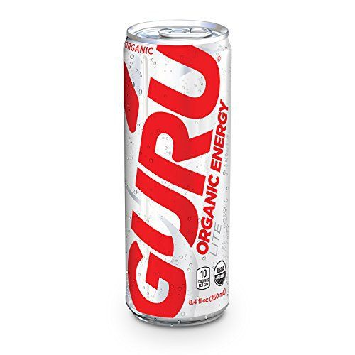 Product review for GURU Lite Natural Energy Drink, Low-Calorie Organic Energy, Sweetened with Stevia, 8.4-Ounce (Pack of 24) -  Reviews of GURU Lite Natural Energy Drink, Low-Calorie Organic Energy, Sweetened with Stevia, 8.4-Ounce (Pack of 24). Buy GURU Lite Natural Energy Drink, Low-Calorie Organic Energy, Sweetened with Stevia, 8.4-Ounce (Pack of 24) on ✓ FREE SHIPPING on qualified orders. Buy online at BestsellerOutlets Products Reviews website.  -  http://www.bestsel