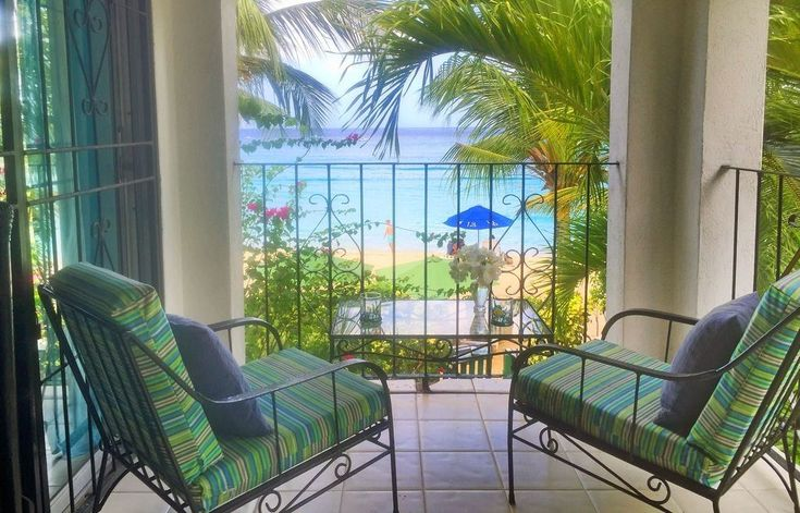 This Barbados beach house is a popular vacation choice for families and friends...