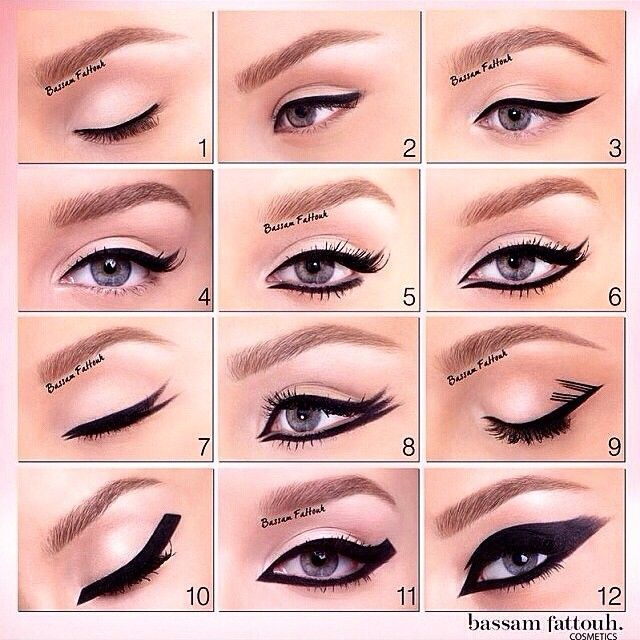 25+ best ideas about Different eyeliner looks on Pinterest ...