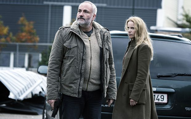 'Anti-semitism in Malmo made me quit' says The Bridge actor Kim Bodnia, who plays Danish detective Martin Rohde in popular crime drama, says anti-semitism in Swedish city part of decision to quit