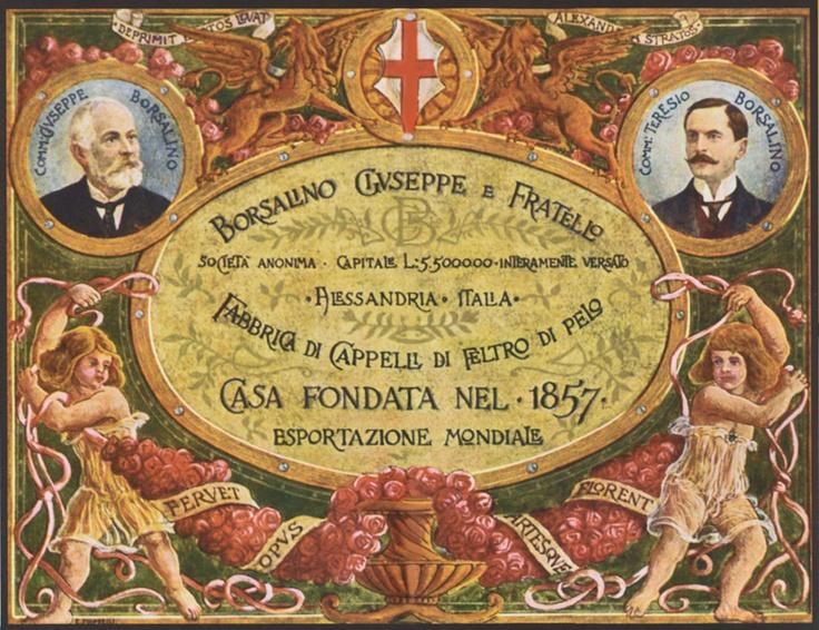 Borsalino Giuseppe e Fratello