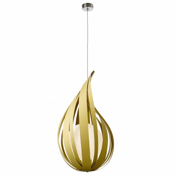 Modelo Raindrop S. Gotas de luz suspendidas en la noche que permiten crear tu propia inspiración. Bombilla incluida: 1 X 28W Halógena, en la grande no incluída 1 X 60W. Plazo de entrega 3 semanas. Cómprala en http://www.muebleate.com/beta/index.php?p=55=11=55=Muebles-de-Decoración/Lámparas-de-suspensión/