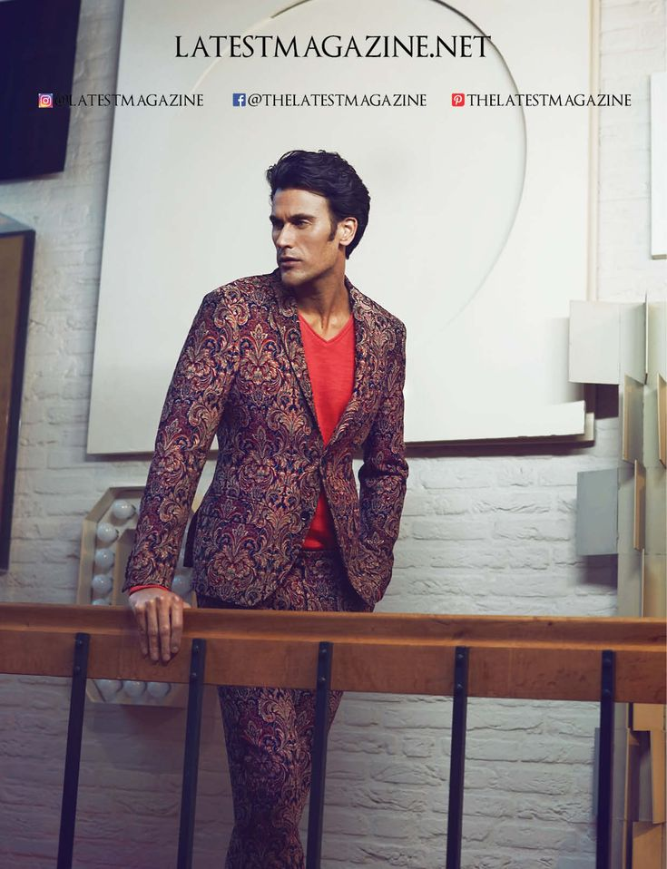 back cover lastest magazine March man issue #latestmagazine #latestman