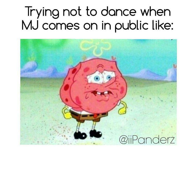 Michael Jackson Memes - SpongeBob