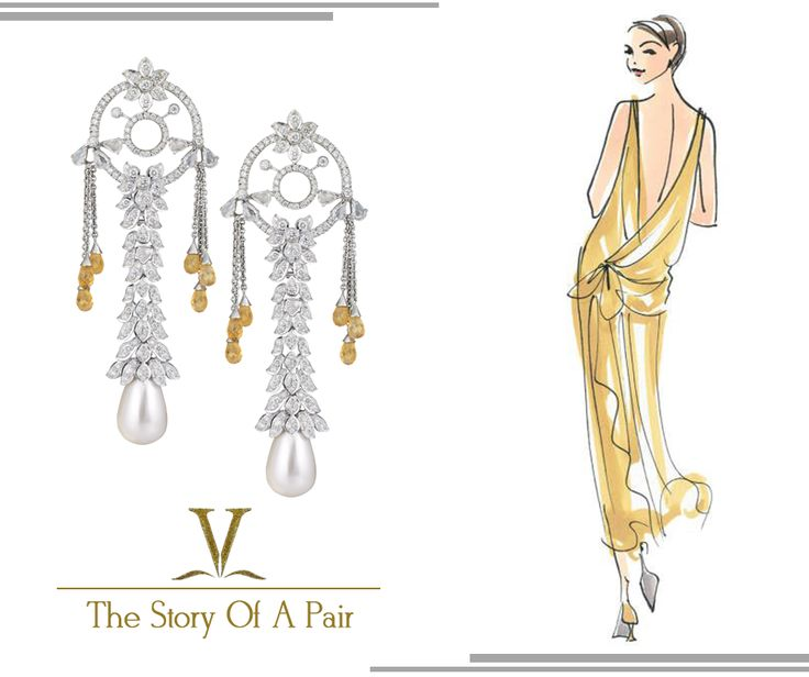 Look like a stunner. Bedeck these earrings & be the limelight of the show