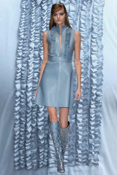 MFW AW14 GIFs | Fashion articles and Gucci