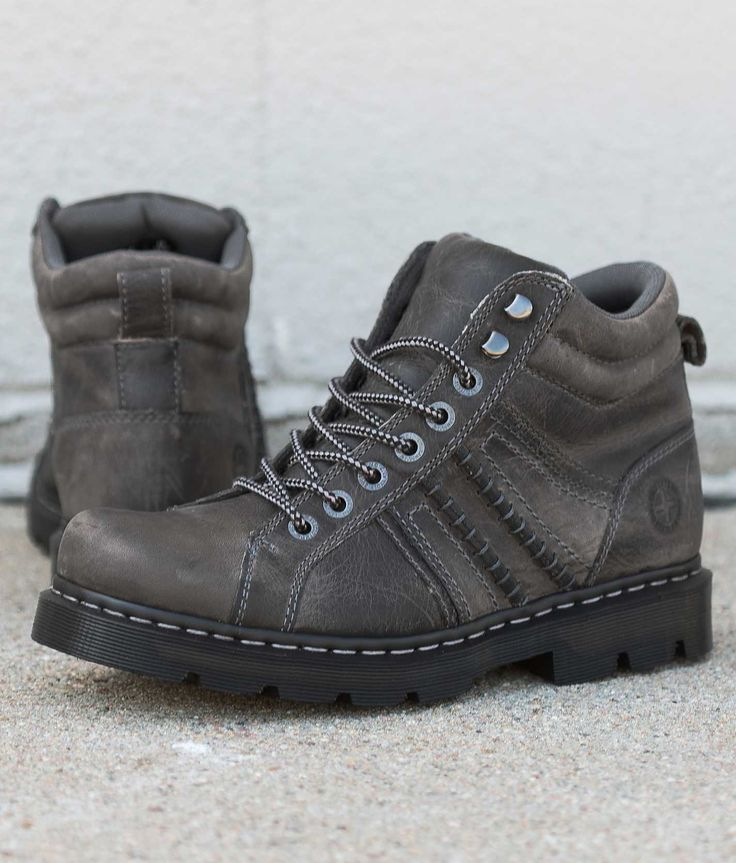 Dr Martens Calvin Boot Men S Shoes Buckle For Shawn