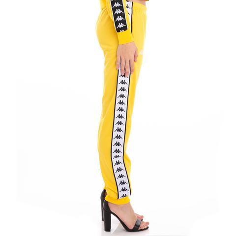 Kappa Women/'s 222 Banda Wrastoria Slim Alternating Banda Track Pants