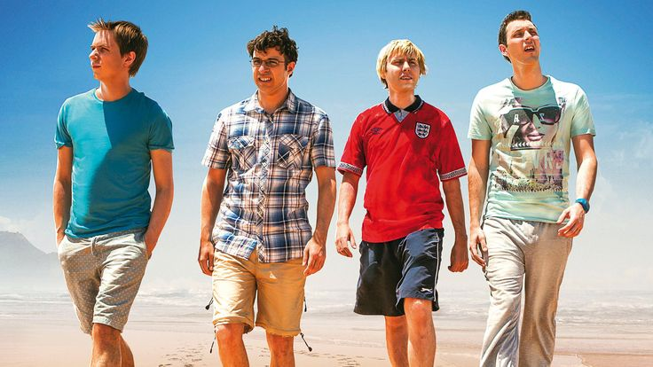 "You're not really getting a ""film"" with this franchise; you're getting an experience. The kind of laughter is one of the best money can buy. Check out Laura's review for The Inbetweeners 2 http://gameshud.net/reviews/2014/8/19/the-inbetweeners-2/"