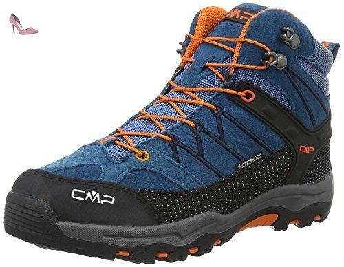 CMP Heka, Chaussures de Trekking et Randonn&Eacutee Femme, Marron (Cacao Q701), 41 EU