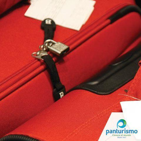 TIP VIAJERO: No olvides marcar muy bien tu maleta y en lo posible envolverla para protegerla de golpes y rayones.