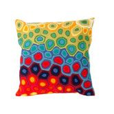 Found it at AllModern - Pop Swirl Indoor/Outdoor Throw Pillow